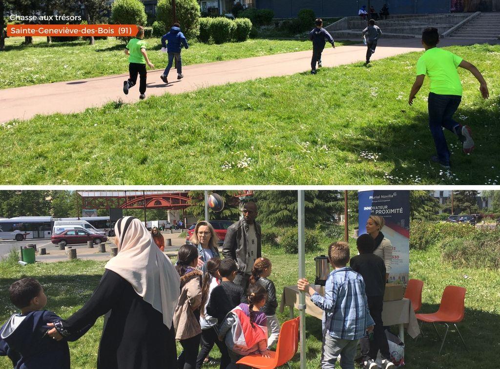 Actions dans les quartiers : le développement durable à l'honneur - Galerie 1