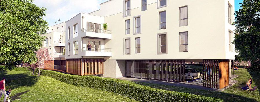 Plurial Novilia inaugure « Les Jardins de La Fontaine », un quartier écologique novateur
