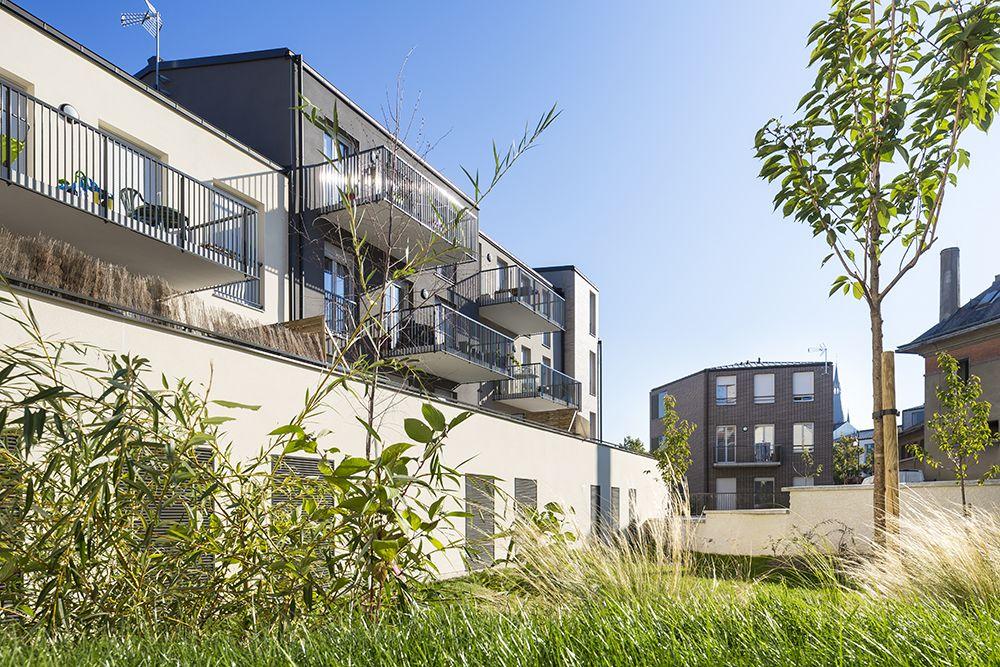 Plurial Novilia inaugure 46 nouveaux logements dans le quartier Saint-Laurent à Epernay (51)