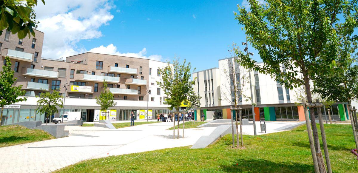 Ecoquartier Rema Vert (îlot A3)