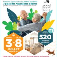 Journées Portes Ouvertes - programme sénior Les Argonautes !