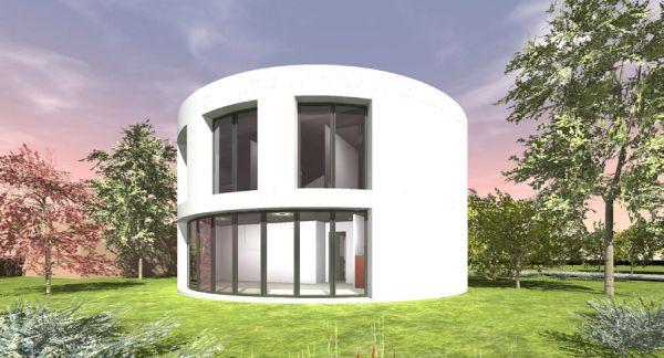 Plurial Novilia dévoile 10 maisons innovantes à Bazancourt