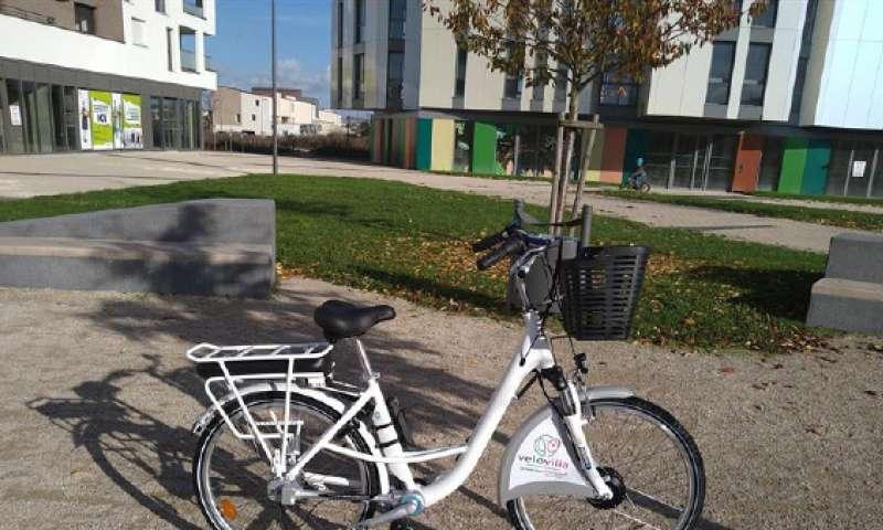 Plurial Novilia - Avec Velovilia, Plurial Novilia s'engage en faveur de la mobilité douce