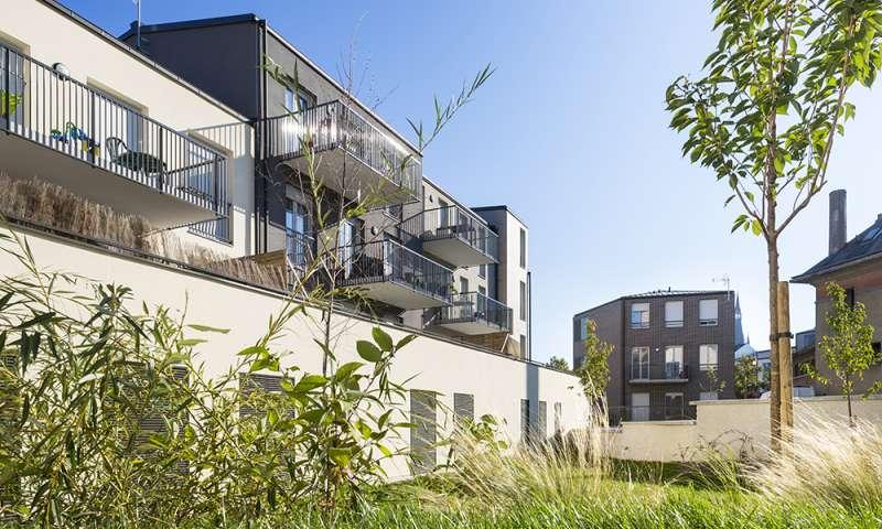 Plurial Novilia - Plurial Novilia inaugure 46 nouveaux logements dans le quartier Saint-Laurent à Epernay (51)